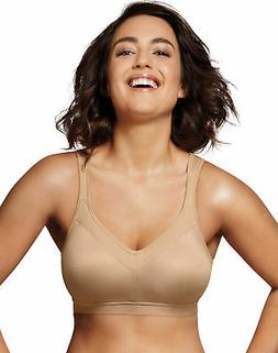 Playtex 18 Hour Active Lifestyle Wirefree Bra seamless Breat