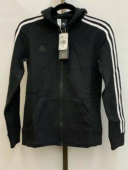 3 stripes women s fleece full zip