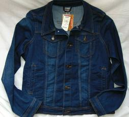 $59.99 NEW Womens Wrancher WRANGLER Jean Jacket Tractor Supp