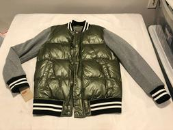 NWT $700.00 Puma X Womens Sophia Webster Leather Varsity Jac