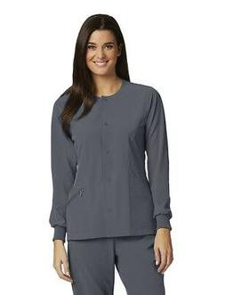 NWT - BARCO ONE by BARCO Women's PERFORATED WARM-UP JACKET