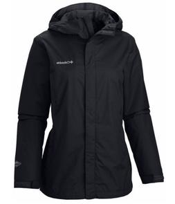 New Columbia womens Arcadia waterproof Omni Tech rain jacket