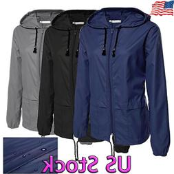 Women Wind/Waterproof Jacket Outdoor Motorcycle Bicycle Spor