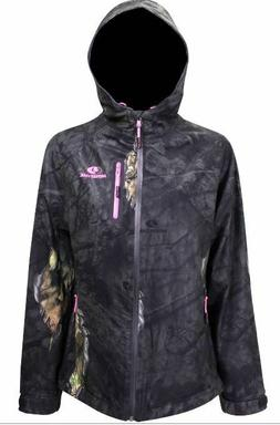 XL NEW Womens Ladies Waterproof Scent Control Mossy Oak Ecli