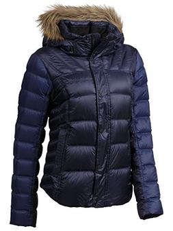 Marmot womens Alexie Jacket 78200-2632_XL - Midnight Navy