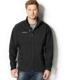 Columbia Men's Ascender Softshell Jacket, Black, Medium