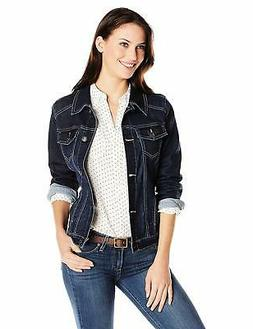 Wrangler Authentics Women's Denim Jacket - Choose SZ/Color