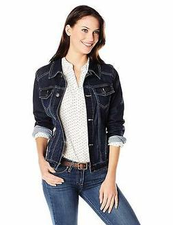 Wrangler Authentics Women's Stretch Denim Jacket - Choose SZ