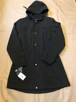 Lauren Ralph Lauren Black Synched Jacket Coat NWT Womens Med