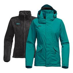 The North Face Women's Boundary Triclimate Jacket - Harbor B