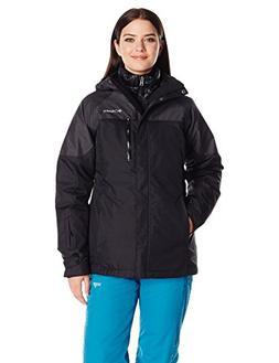 Columbia Women's in Bounds 650 TurboDown Interchange Jacket,