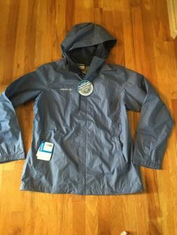 Brand New NWT Columbia Arcadia II Rain Women Large Jacket Om