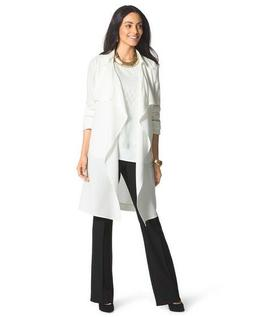 CLOTHING WOMENS COAT JACKET 3/4  TRENCH SALE $ 149 BNWT > OR