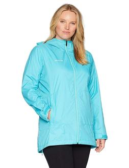 Columbia Women's Plus Size Switchback Lined Long Jacket