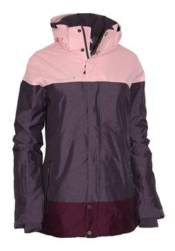 Columbia Women's Snowshoe Mountain Omni Heat Waterproof Hood