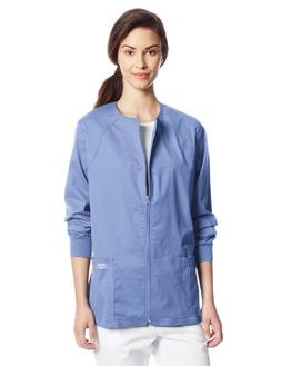 Cherokee Core Stretch Zip Jacket - Ciel L, Ciel