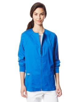 Cherokee Core Stretch Zip Jacket - Royal M, Royal