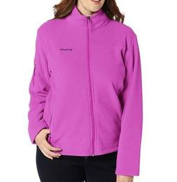 COLUMBIA Fast Trek II Full-Zip Fleece Jacket Women PLUS 1X F