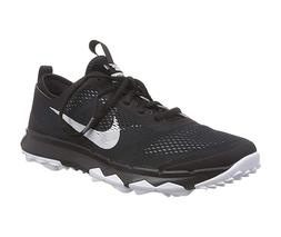 Nike FI Bermuda Golf Shoes Spikeless Wide Sizes Black