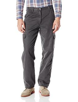 Wrangler Authentics Men's Authentics Fleece-Lined Cargo Pant