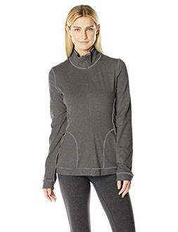 Hanes Sport Women's Performance Fleece Full Zip Jacket Grani