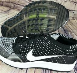 Nike Flyknit Racer G Golf Shoes Flywire Flyknit Black 909756