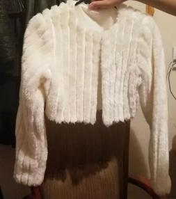 Fur jacket for women