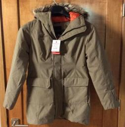 Marmot Georgina Featherless Jacket Desert Khaki Coat M Mediu