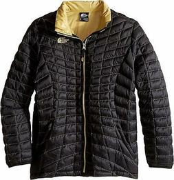 The North Face Girl's Thermoball Full Zip Jacket TNF Black S