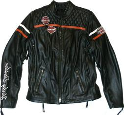 HARLEY DAVIDSON WOMENS MISS ENTHUSIAST H-D TRIPLE VENT SYSTE
