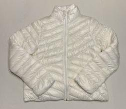 Under Armour Jacket Large Womens UA Uptown Puffer Full Zip P