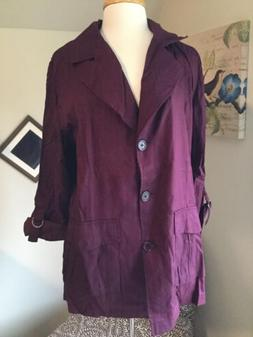 Woman Within Jacket M