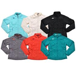 The North Face Jacket Womens Insulated Zip Up Puffer Quilted