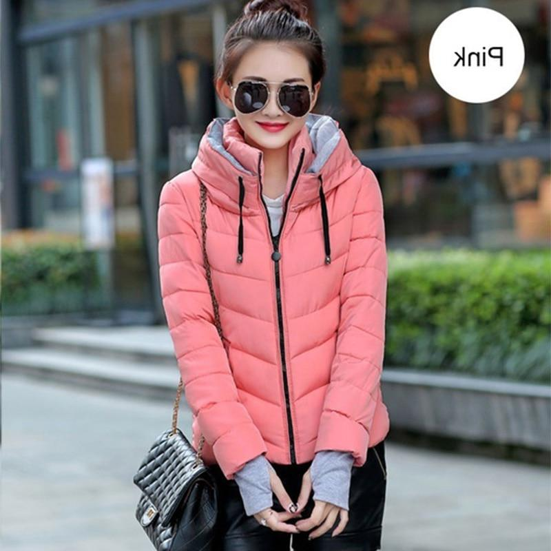 Zogaa 2019 <font><b>Winter</b></font> <font><b>Coat</b></font> Women Cotton Jacket Slim Fit