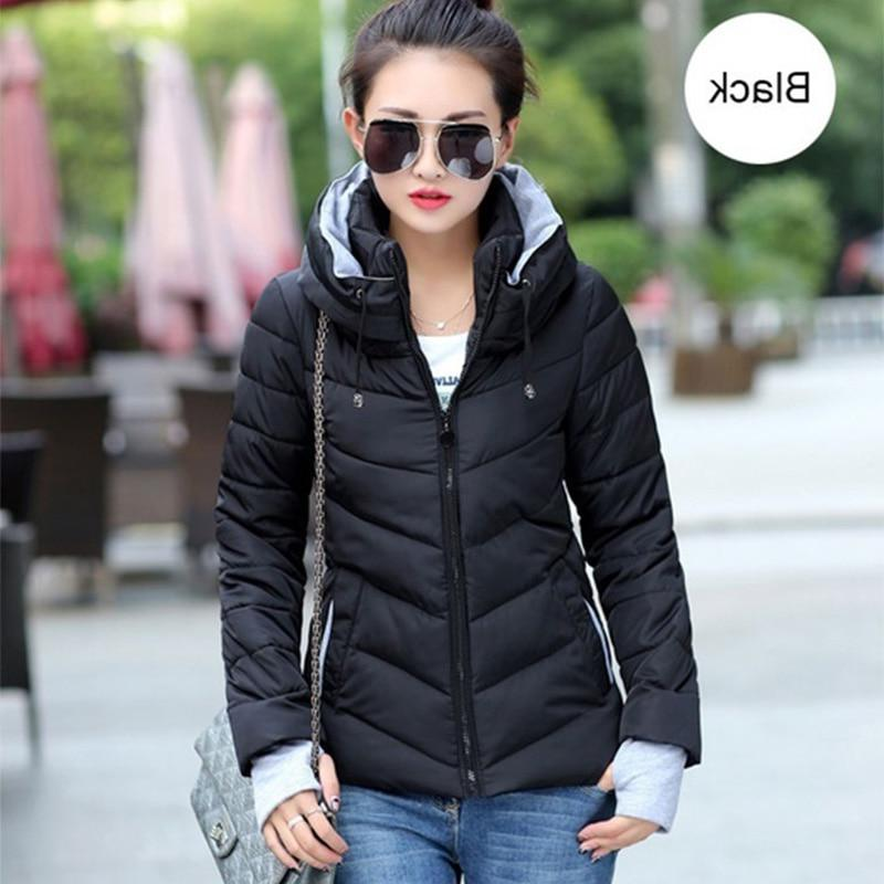 Zogaa 2019 <font><b>Coat</b></font> Parka <font><b>Size</b></font> S-3XL Cotton Fit