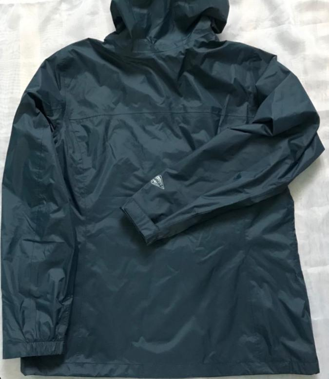 $90 New Columbia Women's Arcadia II Rain
