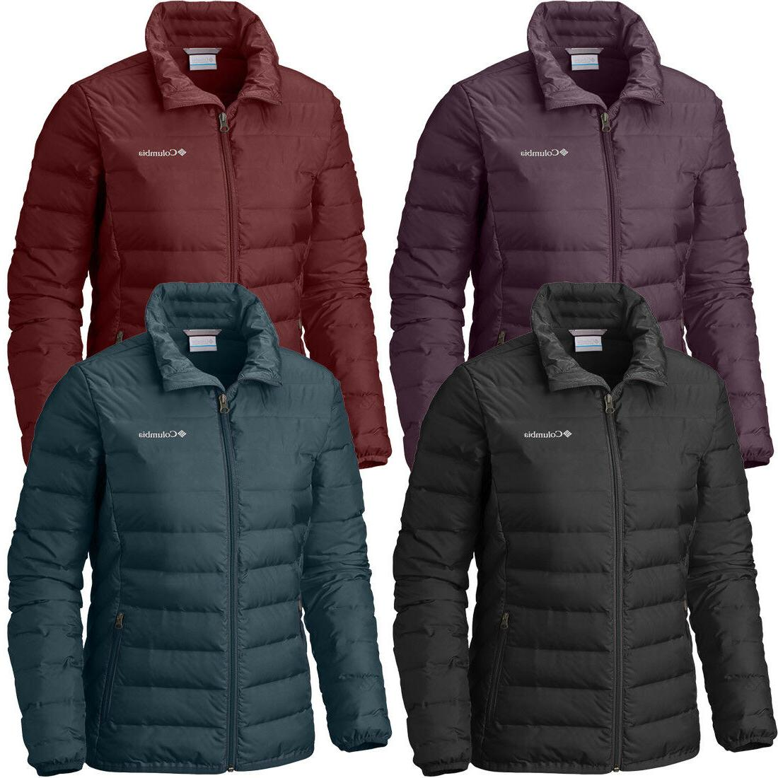 """New Womens Columbia """"Carribou Crest"""" Insulated Water-resista"""