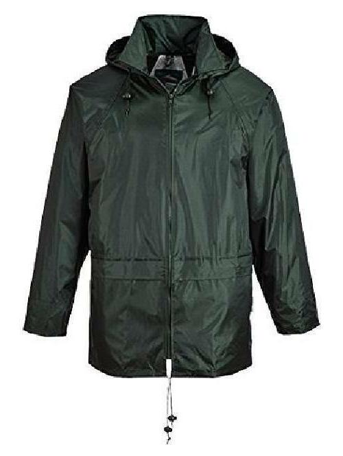 Raincoat Rain For Portwest Men Women Waterproof Coat Olive ,