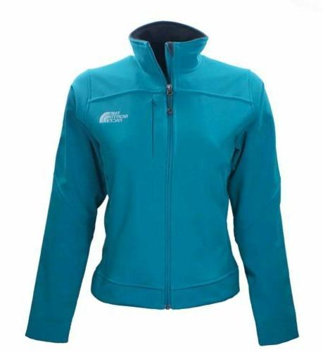 THE NORTH FACE CAROLEENA JACKET Softshell Coat Pink Women's