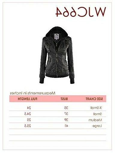 Womens Jacket with Size Love LL