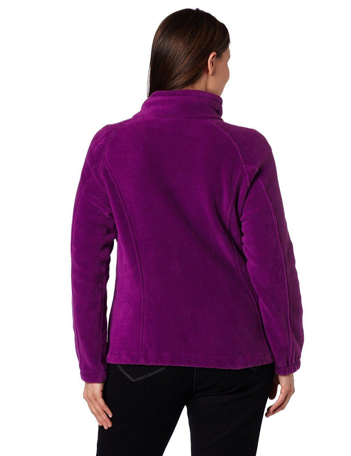 AUTHENTIC WOMEN's Full-Zip Fleece Jacket