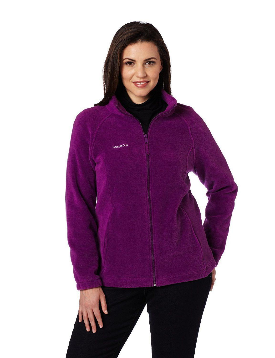 AUTHENTIC WOMEN's Full-Zip Jacket XS-S-M-L-XL-1X-2X-3X