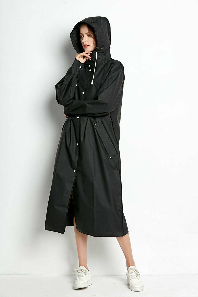 Beautiful Raincoat Waterproof Long