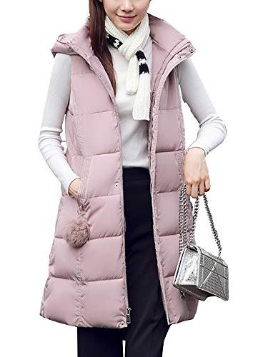 casual hooded coat zipper thickened