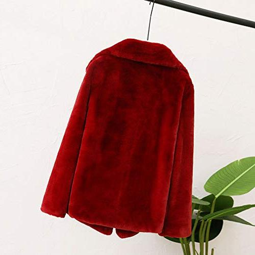 Clearence Coat Warm Thick Solid
