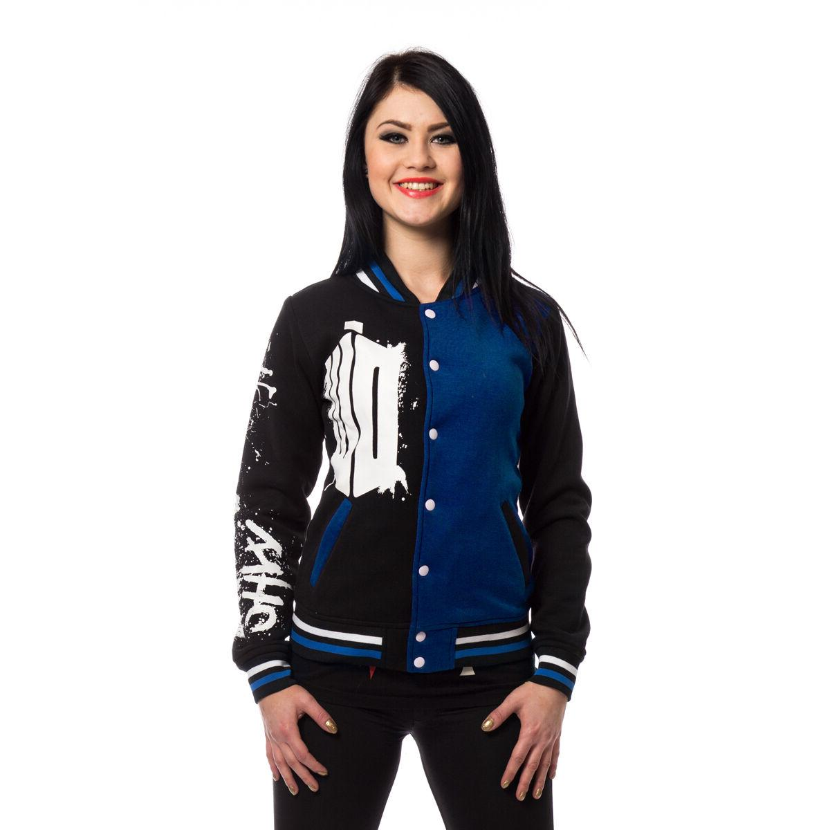 Heartless - DOCTOR WHO STREET - Womens Varsity Jacket - FREE