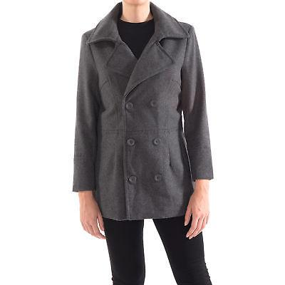 Alpine Peacoat Wool Double Breasted