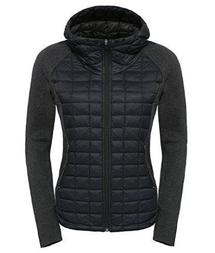 endeavor thermoball womens jacket tnf black xs