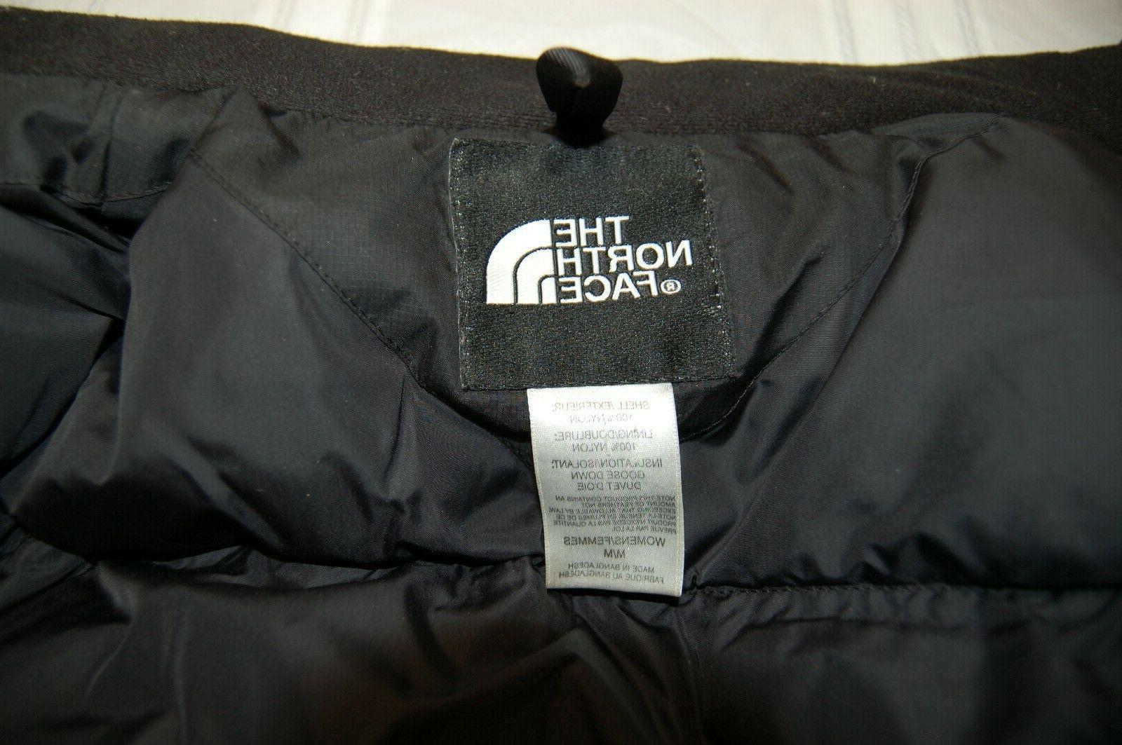 North Face MD Goose Puffer Jacket COAT