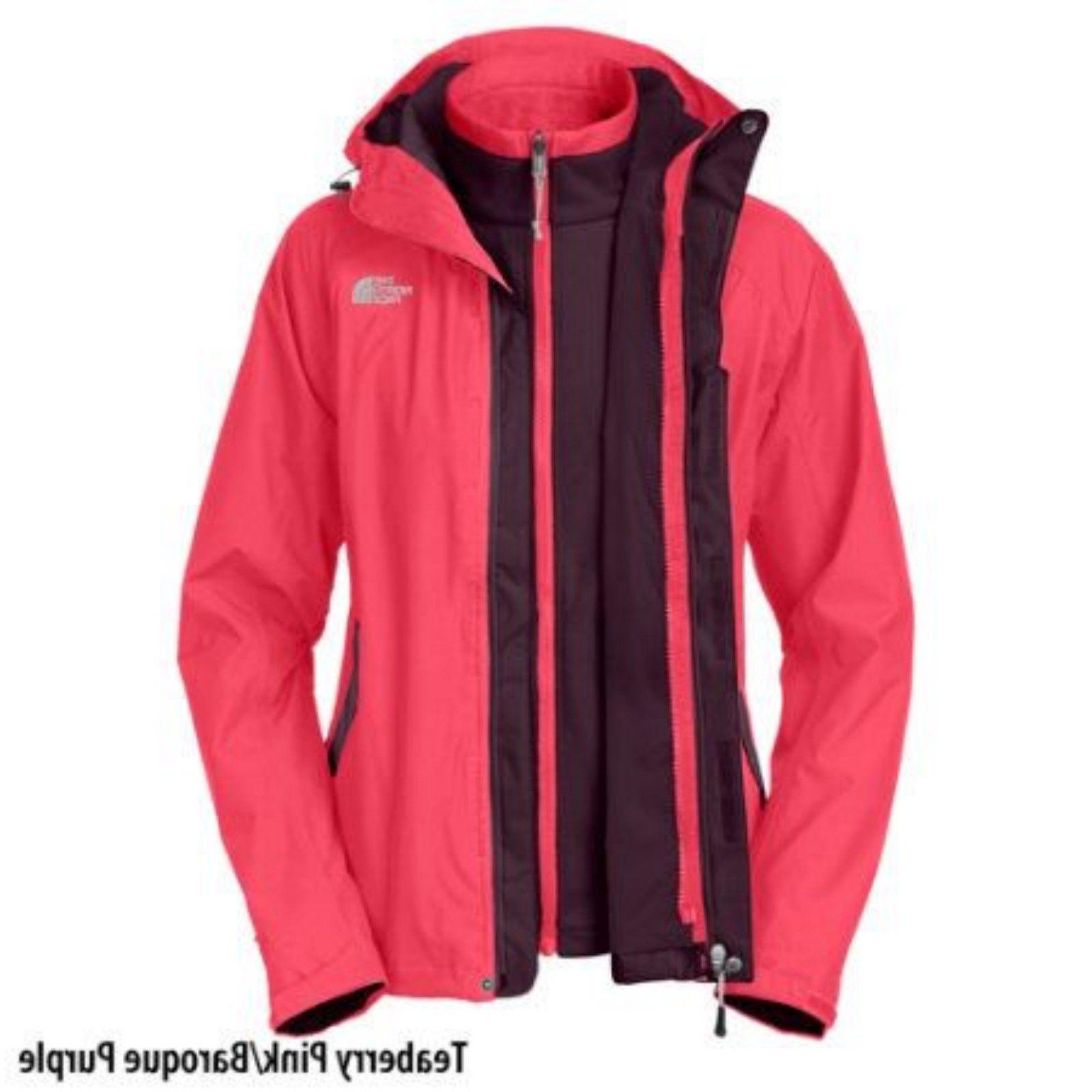 The North Face Evolve Triclimate Jacket # A51FVC6 2 In 1 Jac